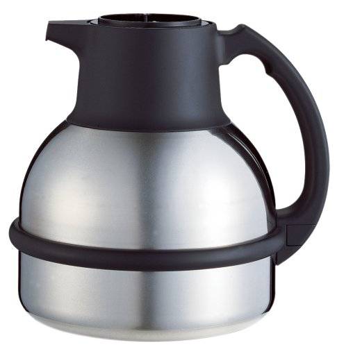 Zojirushi Stainless-Steel 64-Ounce Coffee Server front-503378
