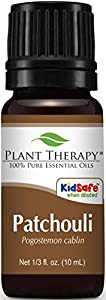 Plant Therapy Essential Oils, 100% Pure Patchouli Essential Oil, Undiluted