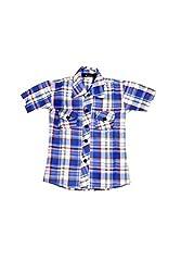 Hushbhi Boy's Shirt (Hb0001_Multi-Coloured_5-6 Y)