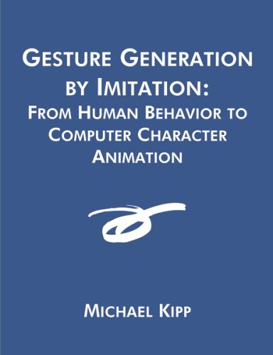 Gesture Generation by Imitation: From Human Behavior to Computer Character Animation