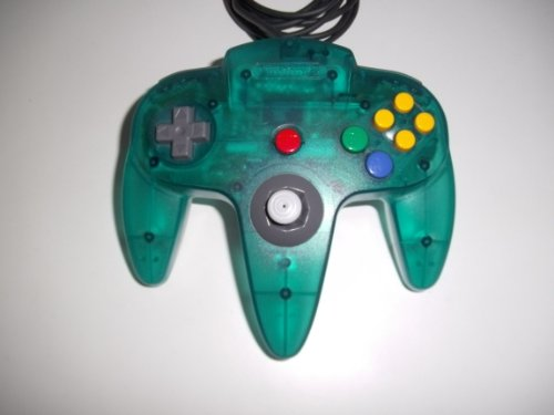 Nintendo 64 System - Video Game Console