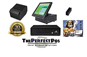 Restaurant Point of Sale System - Featuring RestaurantPerfect POS