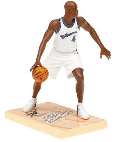 McFarlane Toys NBA 3 Inch Sports Picks Series 3 Mini Figure Antawn Jamison (Washington Wizards)