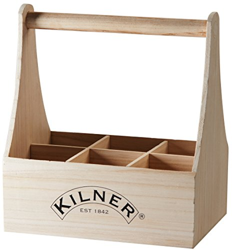 Kilner Bottle Caddy, 11-1/2 by 11-Inches