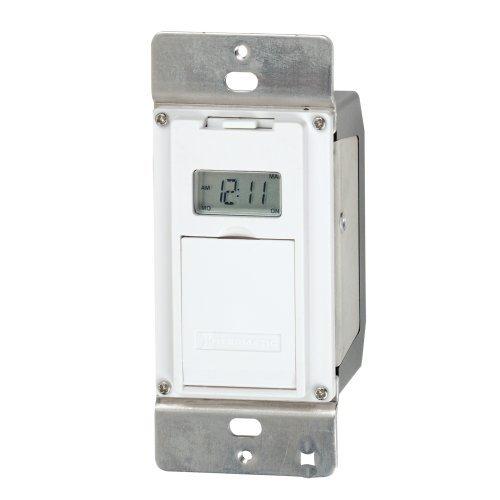 Intermatic Ej500C Indoor Digital Wall Switch Timer