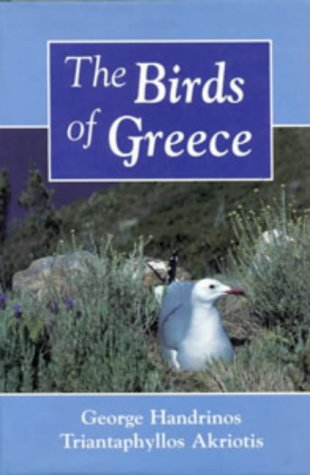 The Birds of Greece (Helm Field Guides)