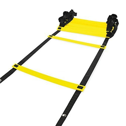 YIMAN Soccer Training Agility Ladder 20 Rung