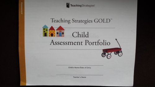 Teaching Strategies GOLD Child Assessment Portfolio, pkg of 25