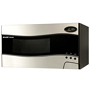 Countertop Oven Wattage : ... Watts Microwave Oven, stainless steel: Countertop Microwave Ovens