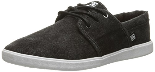 DC Men's Haven TX SE Skate Shoe, Black Dark Used, 6.5 M US