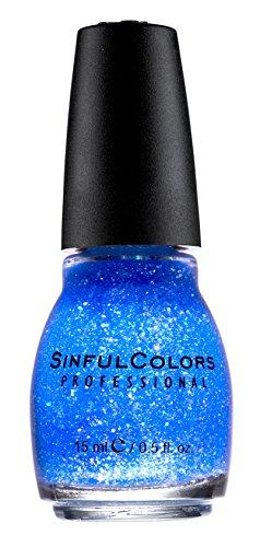 SinfulColors - Glitter Nail - Smalto 831 Hottie
