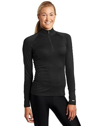 Amazon.com: Icebreaker Women's Chakra Zip Top (Cognac, Large): Sports