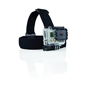GoPro Head Strap Mount for HERO Cameras
