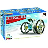 S.T.E.A.M. Line Toys Elenco Owi 14-in-1 Educational Solar Robot Kit