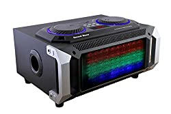 Sound Boss PLUS+ HI-FI MINI BLASTER Portable Bluetooth with dancing led Home theater music system Speaker