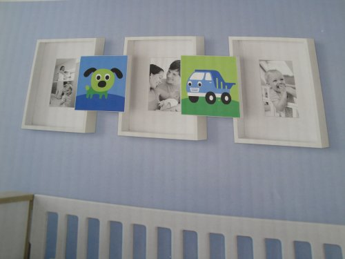 Beyond Words Customizable Wall Decor - Lullaby Boy Collection - 1