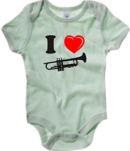 Krokodil-Baby-Body-Musikinstrument-Trompete-Horn-viele-Farben-Gre-3-24-Monate