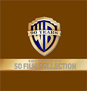 90 Jahre WB Jubiläums-Edition - 50 Film Collection [Blu-ray]