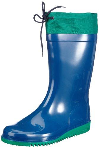 ROMIKA BOBBY 02001524 Unisex - bambino Calzature per la pioggia, Blu 32 EU