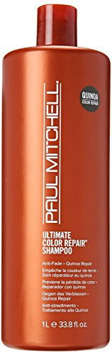 PAUL MITCHELL Ultimate Color Repair® Shampoo 1000ml alla Quinoa senza solfati