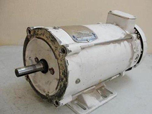 Baldor cdp3455 56c frame tefc dc motor 1 hp 1750 rpm for 56c frame motor dimensions