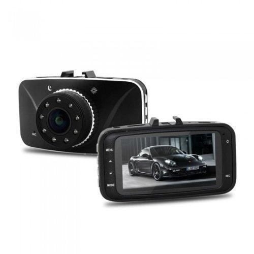 "Riorand®Gf8000H Full Hd 1080P Vehicle 2.7"" Car Dvr Camera Dash Cam Recorder Ir Night Vision 170 Degree"
