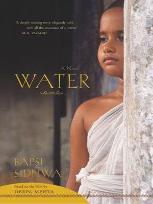 Water: A Novel