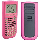 Guerrilla Silicone Case for Texas Instruments TI-84 Plus Graphing Calculator, Pink