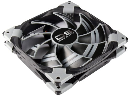 Aerocool Fan Cooling For Pc, Ds 140Mm (Black)