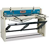 "Baileigh SF-5216E Foot Stomp Shear, 16-Gauge Mild Steel Capacity, 52"" Length"