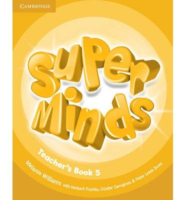 SUPER MINDS LEVEL 5