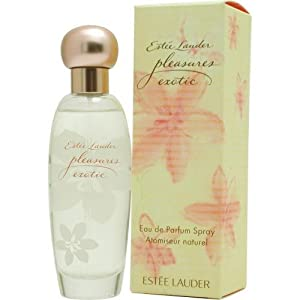 Pleasures Exotic by Estee Lauder for women 3.4 oz Eau de Parfum EDP Spray