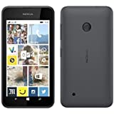 "Nokia Lumia 530 smartphone -Movistar-Sblocco di Windows Phone (Pantalla 4 "", 5 Mp Cámara, 4 GB, 1,2 GHz, 512 MB di RAM)Grigio"