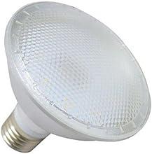 Waterproof Par38 15W E27 36 Chips 3020 1300-1450LM White Warm White LED Spotlight Lamp AC 110-220V C