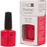 CND Shellac LOBSTER ROLL Soak Off Gel UV Nail Polish 0.25 oz 2013 Summer Splash