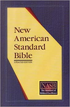 New american standard bible updated edition the lockman for New american standard bible red letter edition