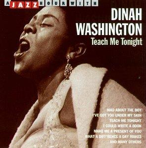 Dinah washington i could write a book lyrics