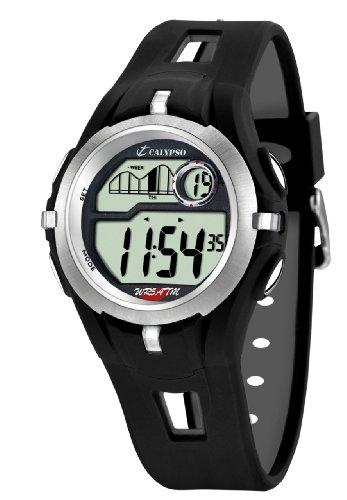 Calypso Men's K5511/1 Grey Accents Digital Watch