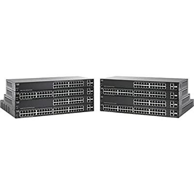 CISCO SYSTEMS 24-Port 10/100 PoE Smart Plus Switch (SF22024PK9NA)
