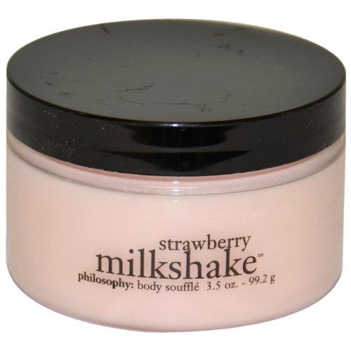 Philosophy Body Souffle for Unisex, Strawberry