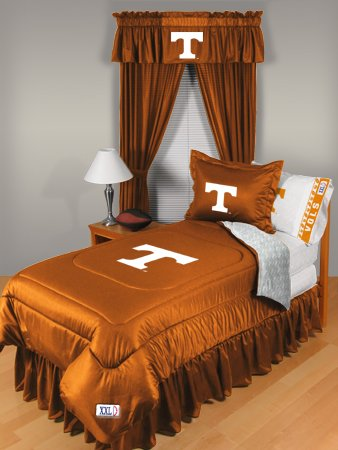 Orange Jersey Knit Sheets