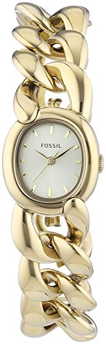 Fossil Ladies'Watch XS Analogue Quartz Stainless Steel ES3460-Wallpaper / Wallcoverings -