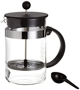 Bodum Bistro Nouveau French Press Coffee Maker, 12 Cup, 51-Ounce from Bodum