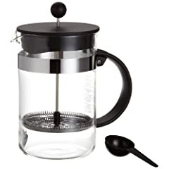 Bodum Bistro Nouveau French Press Coffee Maker, 12 Cup, 51-Ounce by Bodum