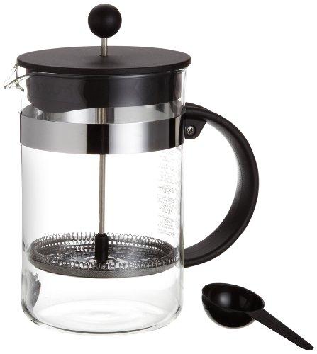 Bodum Bistro Nouveau French Press Coffee Maker, 12 Cup, 51-Ounce