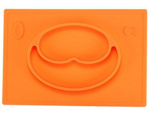 icekon-piastra-silicone-one-piece-per-baby-arancione