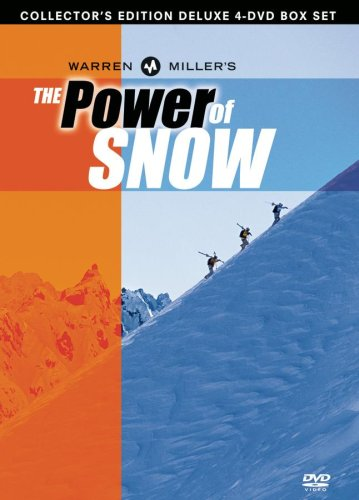 Warren Miller'S Power Of Snow Collection (Storm/Cold Fusion/Ride/Fifty)