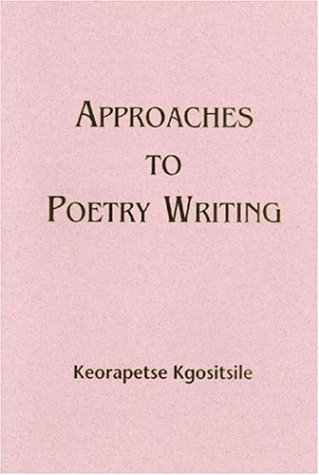 Approaches To Poetry Writing (English and English Edition)