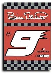 Bill Elliott Nascar Banner