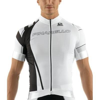 Giordana 2012 Men's Pinarello Pro Trade Short Sleeve Cycling Jersey - gi-s2-ssfr-pina